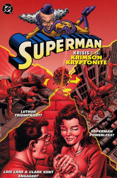 Superman: Krisis of the Krimson Kryptonite