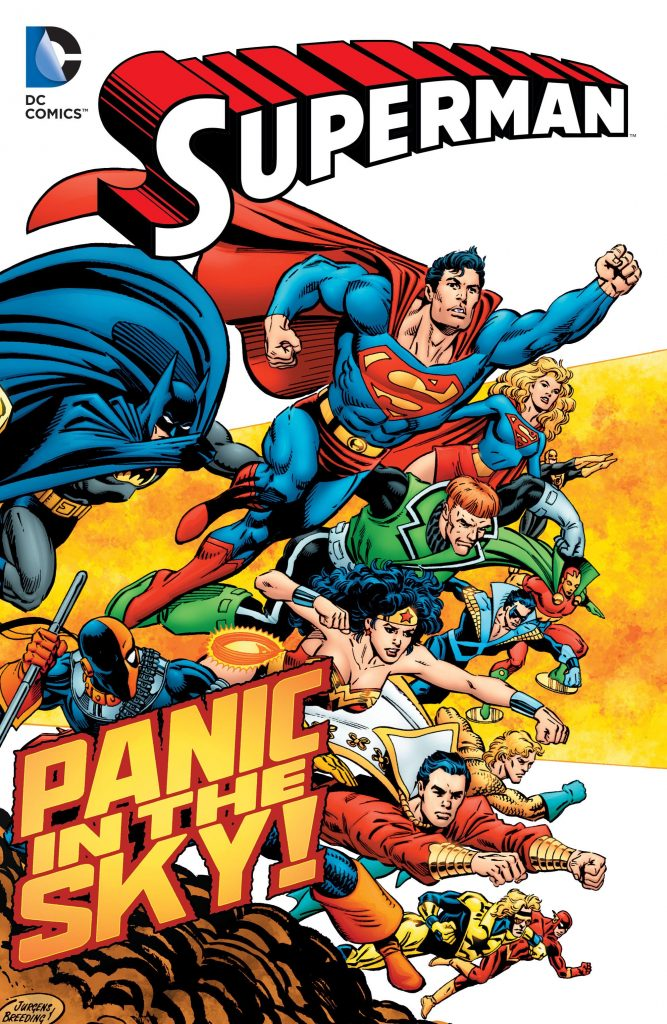 Superman: Panic in the Sky