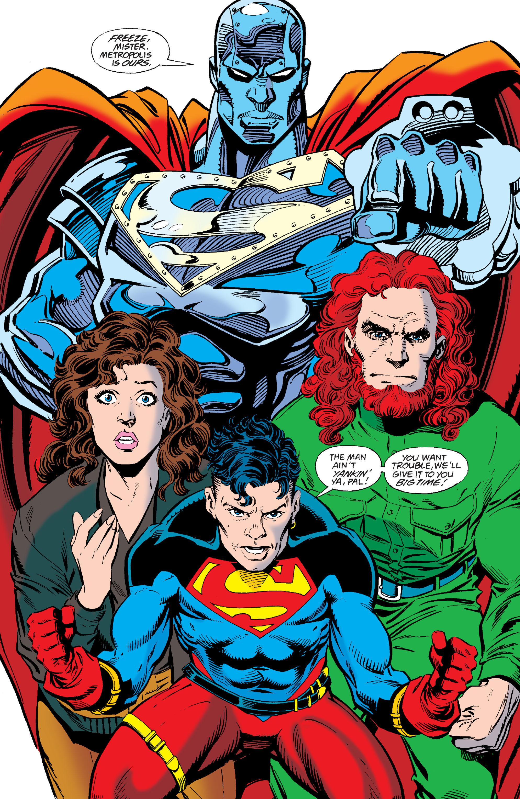 The Return of Superman review