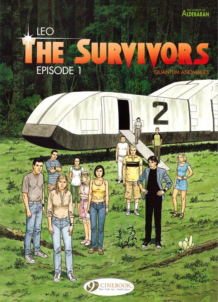 The Survivors: Quantum Anomalies Episode 1
