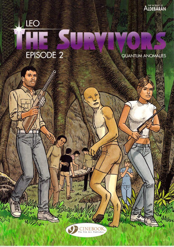 The Survivors: Quantum Anomalies Episode 2
