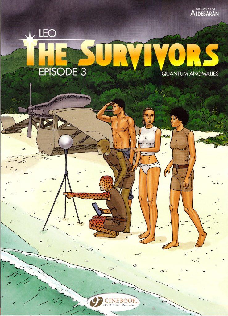 The Survivors: Quantum Anomalies Episode 3