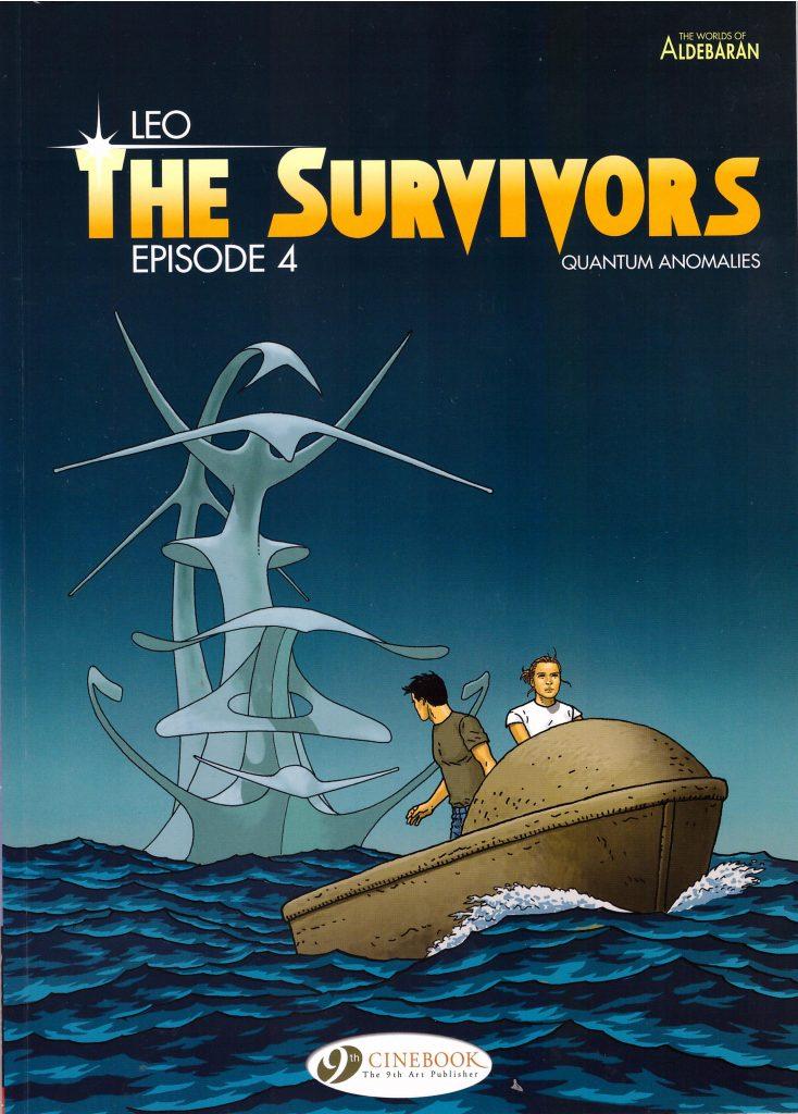 The Survivors: Quantum Anomalies Episode 4