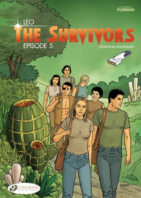 The Survivors: Quantum Anomalies Episode 5