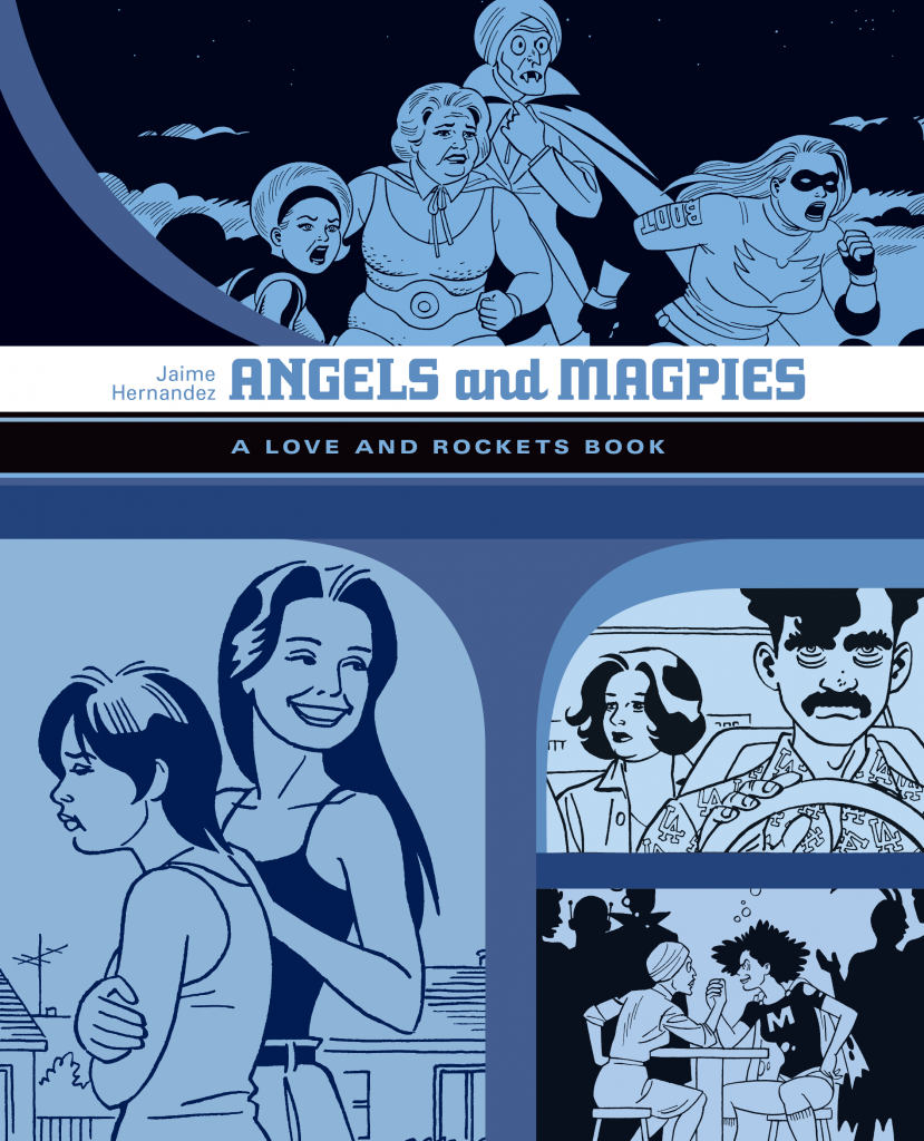 Angels and Magpies