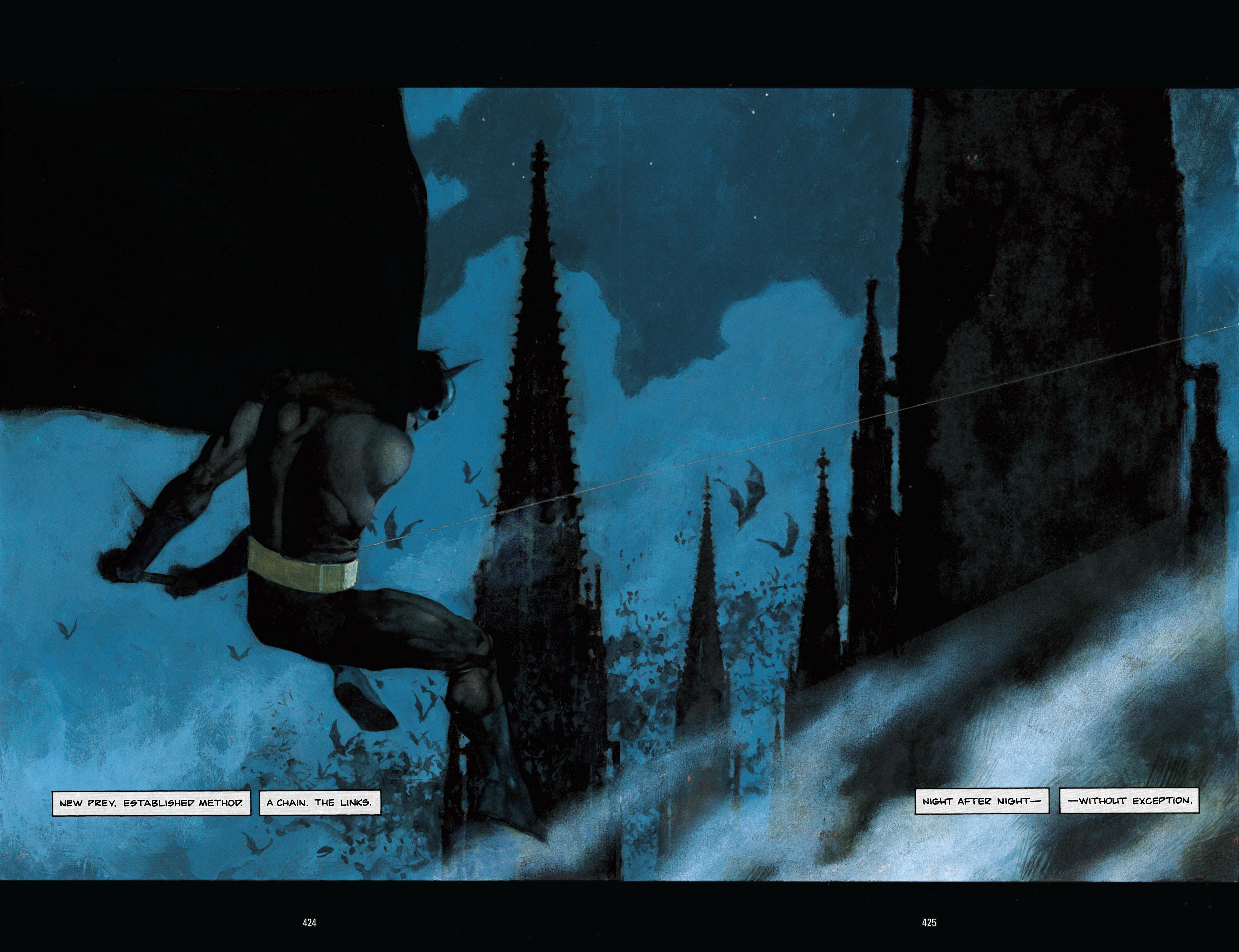 Batman Night Cries review