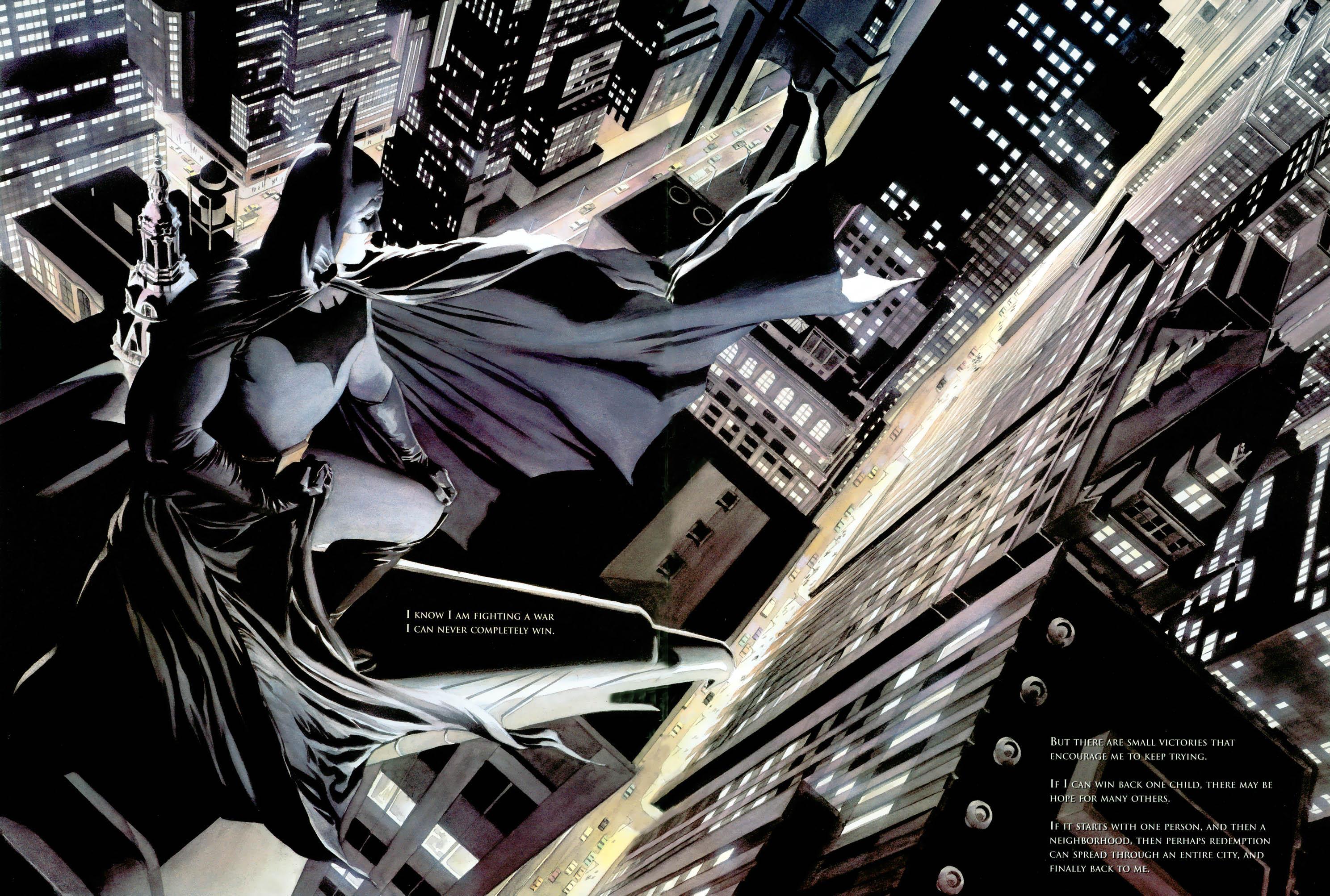 Batman War on Crime review