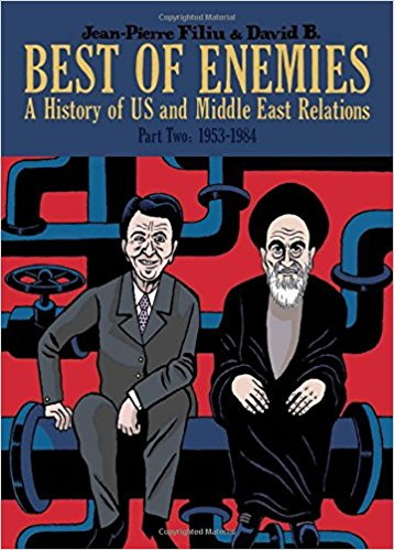 Best of Enemies: A History of US and Middle East Relations – 1953-1984