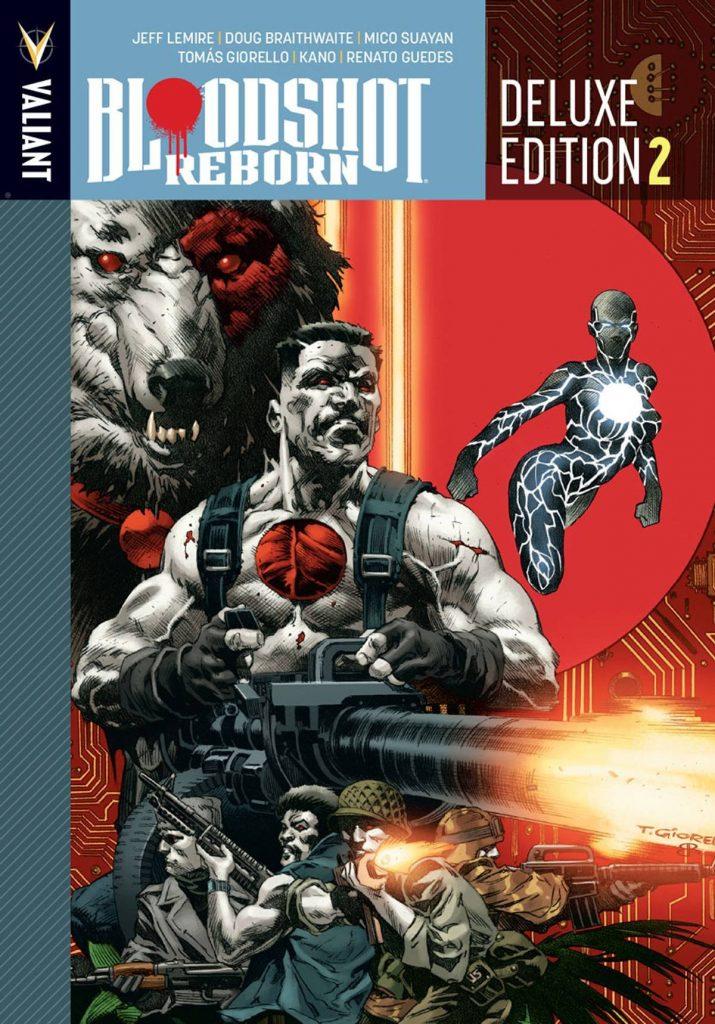 Bloodshot Reborn: Deluxe Edition 2
