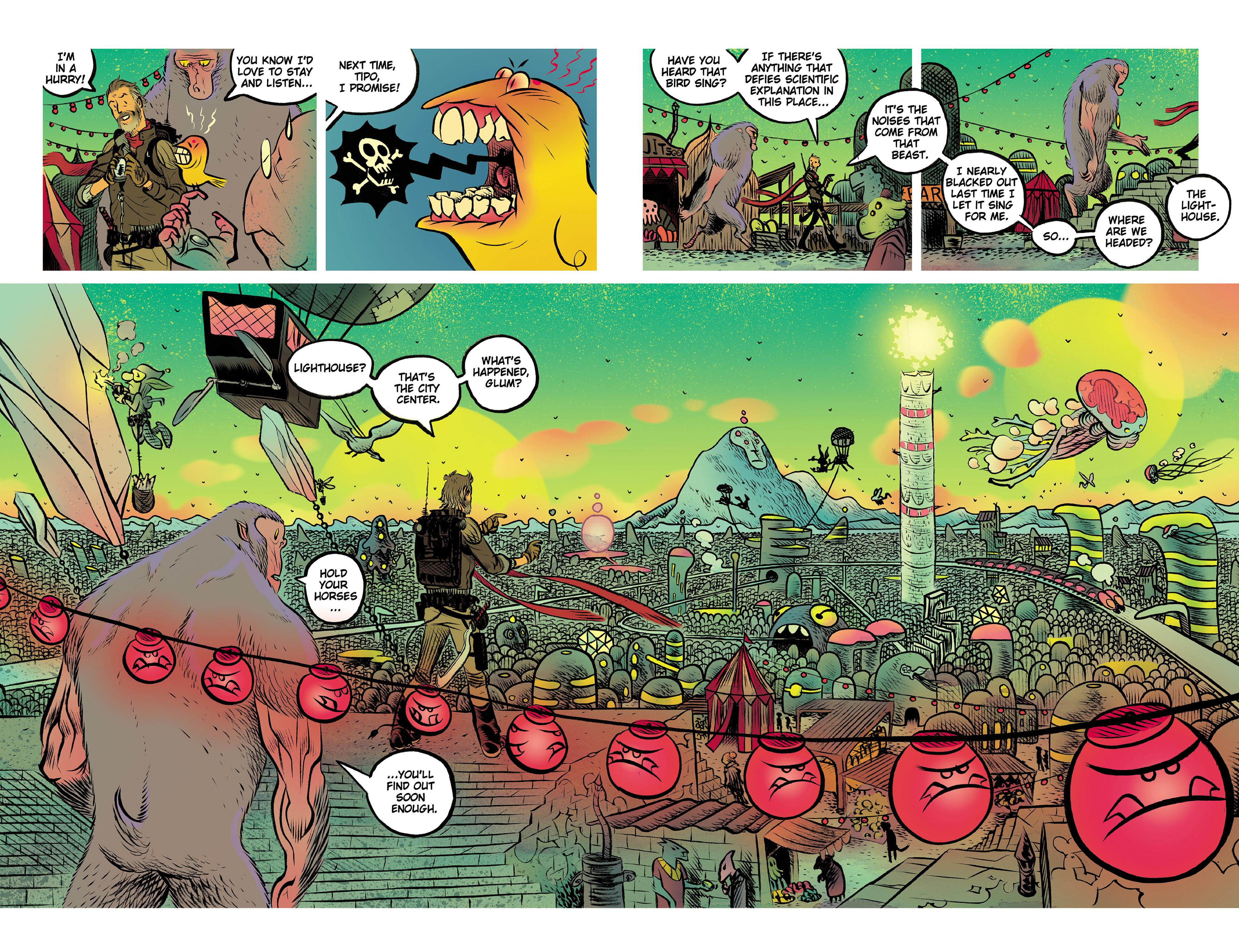 Ether graphic novel review