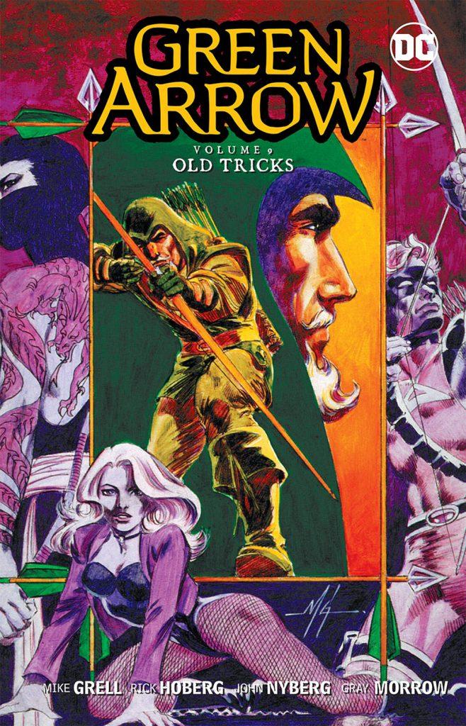 Green Arrow Volume 9: Old Tricks