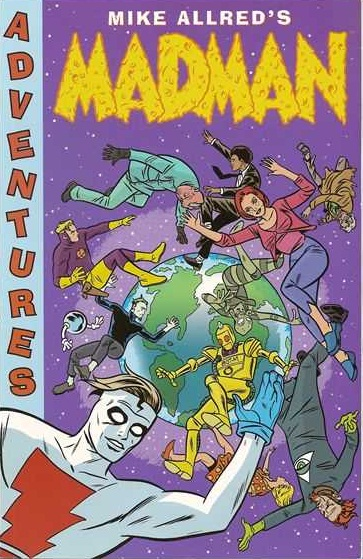 Madman Adventures