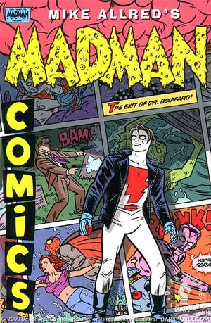 The Complete Madman Comics Vol. 3: The Exit of Doctor Boiffard!