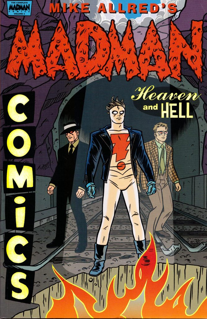 The Complete Madman Comics Vol. 4: Heaven and Hell