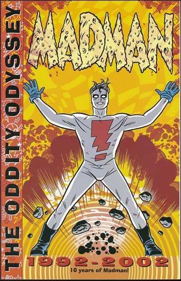 Madman: The Oddity Odyssey