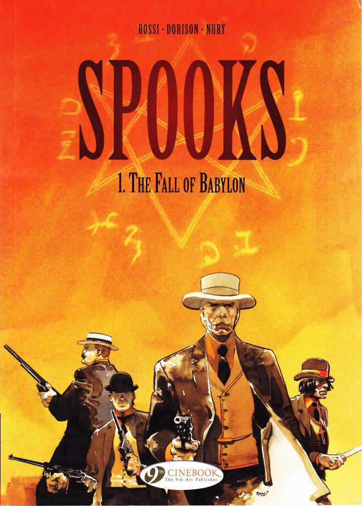 SPOOKS 1: The Fall of Babylon