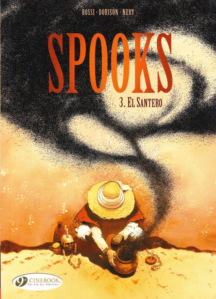 SPOOKS 3: El Santero