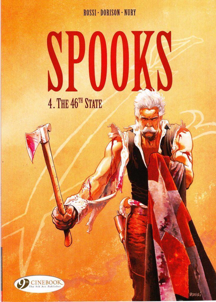 SPOOKS 4: The 46th State