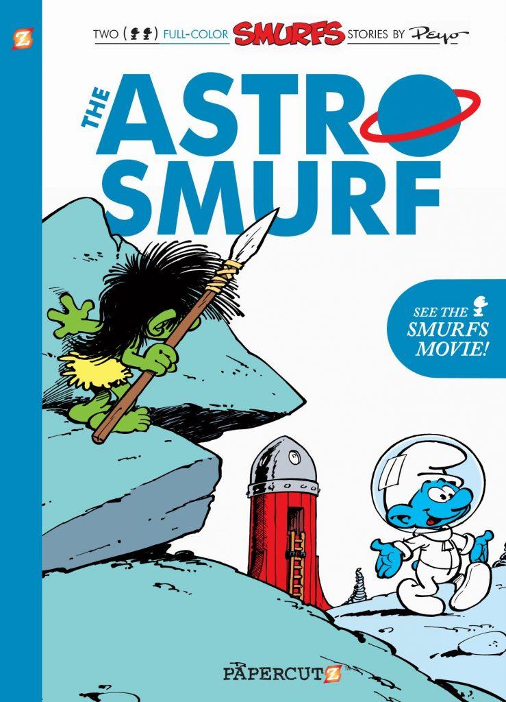 The Smurfs: The Astrosmurf