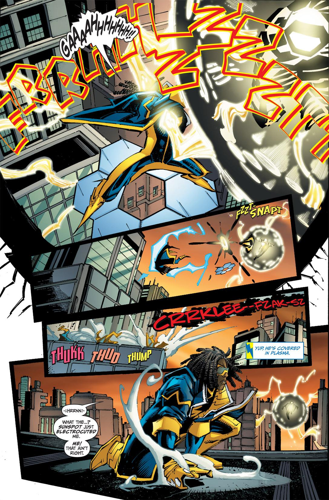 Static Shock Supercharged review