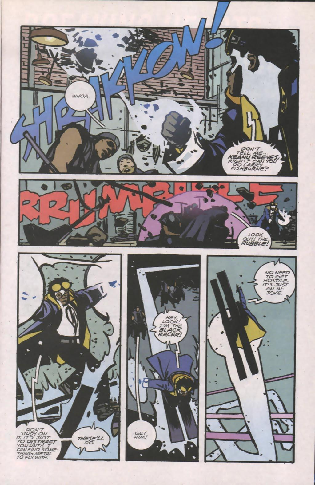 Static Shock Rebirth of the Cool review