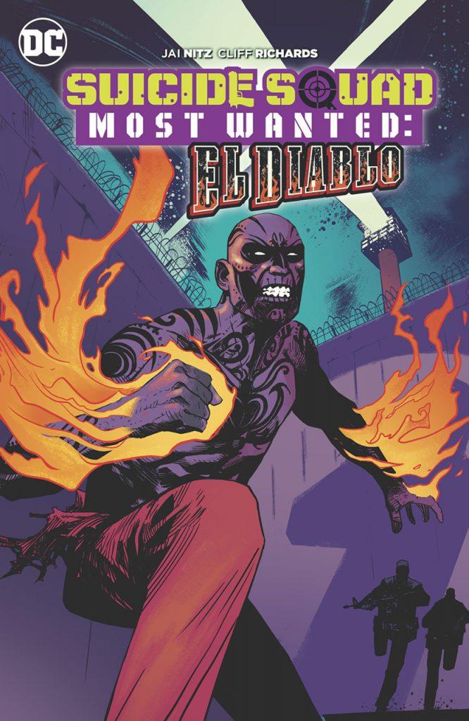 Suicide Squad Most Wanted: El Diablo
