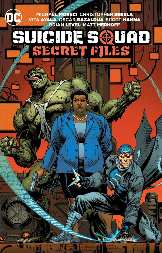 Suicide Squad Secret Files