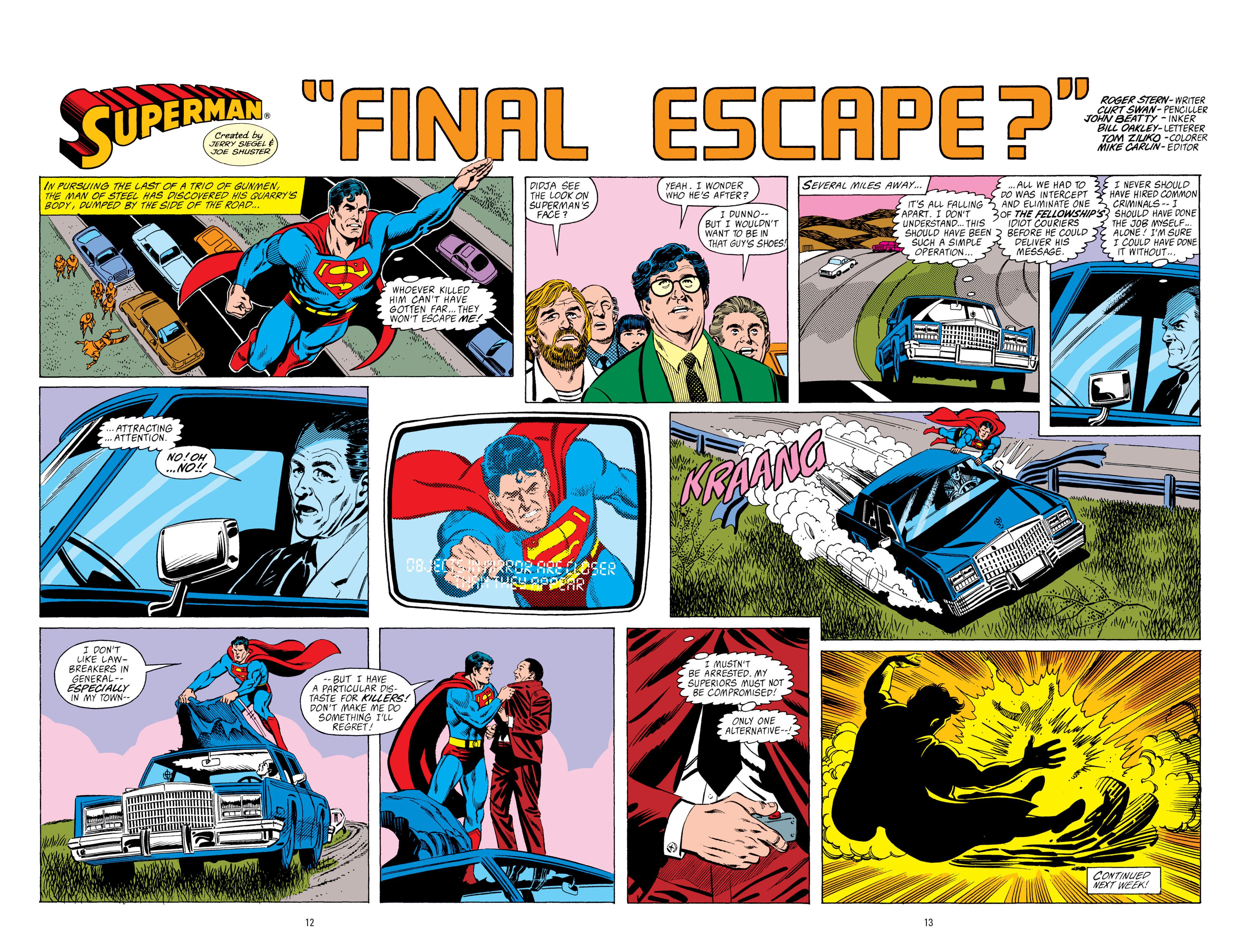 Superman The Power Within review