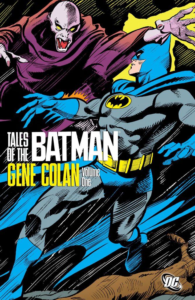 Tales of the Batman: Gene Colan Volume One