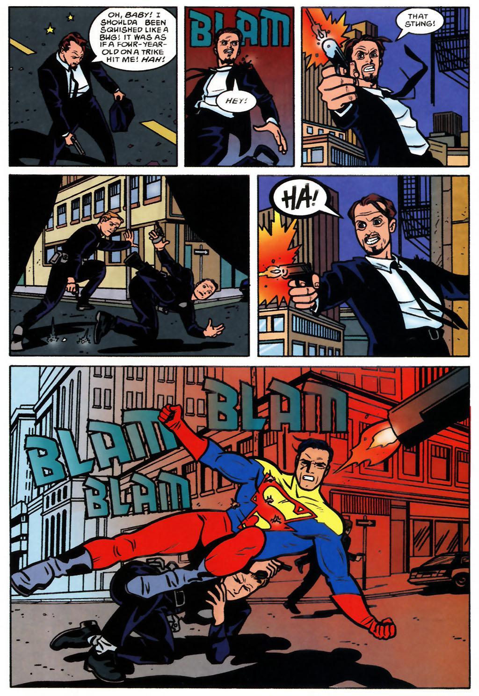 The Superman Madman Hullabaloo! review