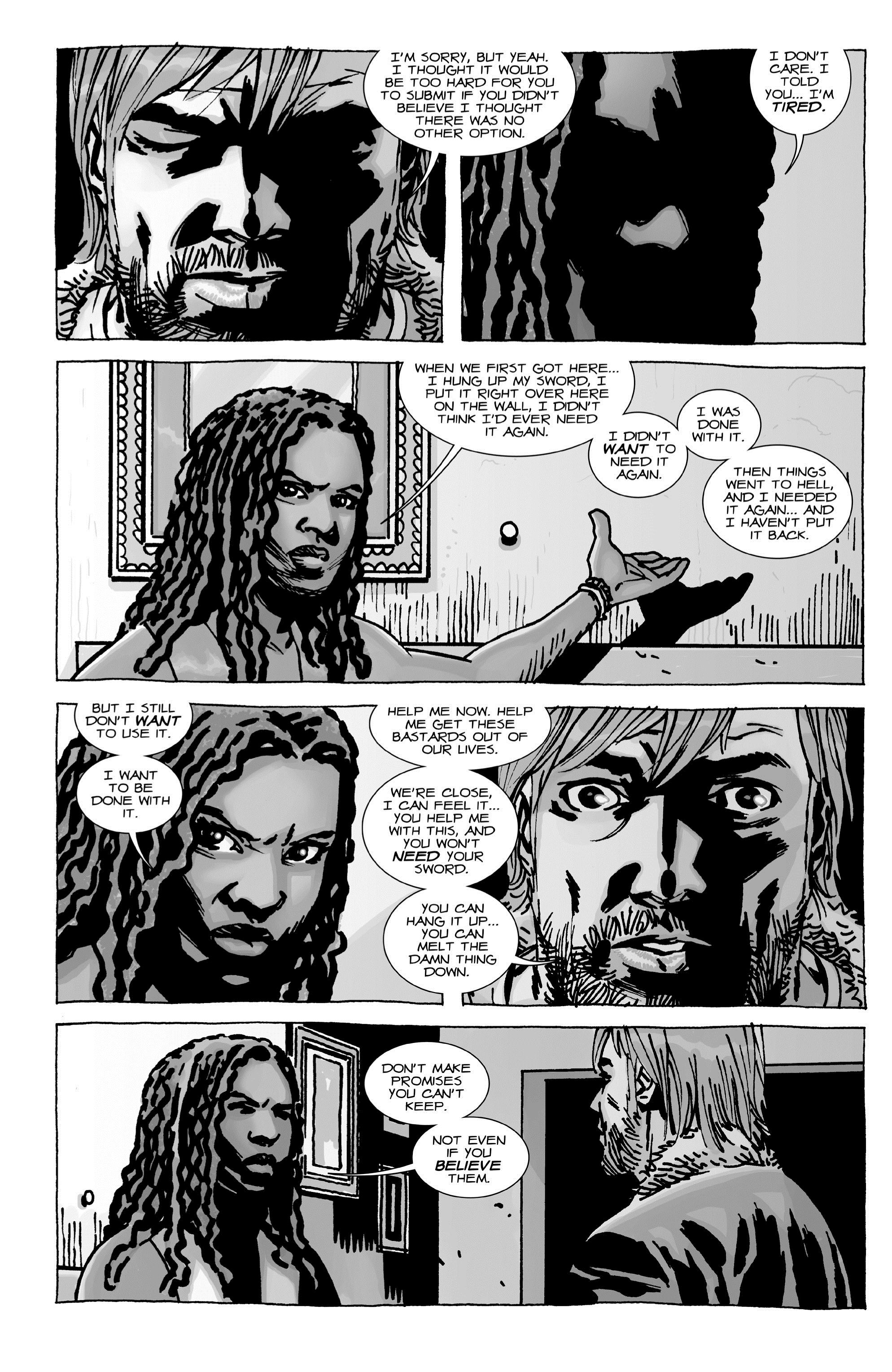 The Walking Dead Vol 19 March To War review