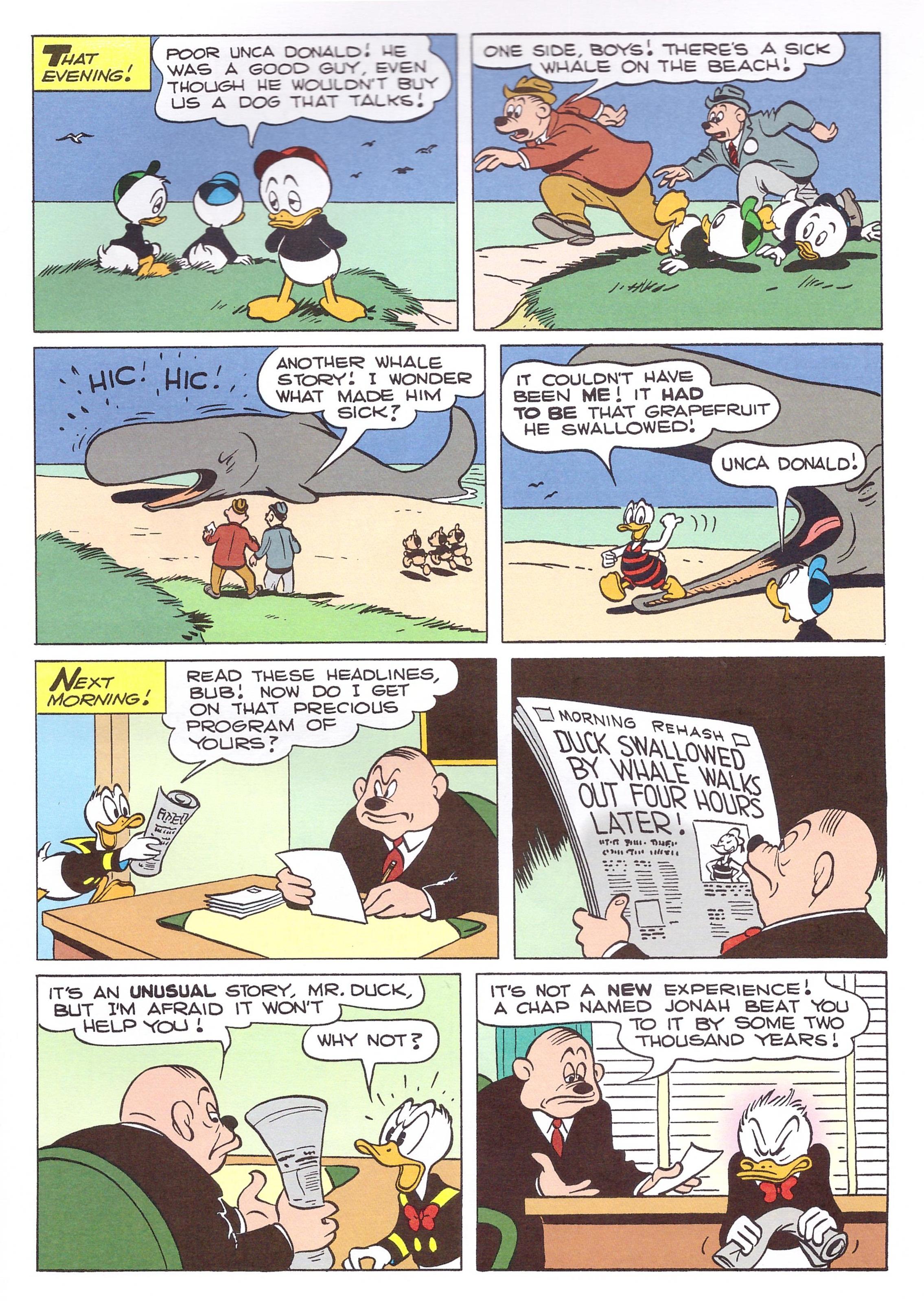 Walt Disney Comics & Stories by Carl Barks 23 review