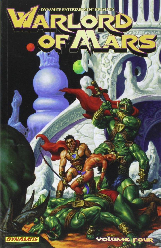 Warlord of Mars Volume Four