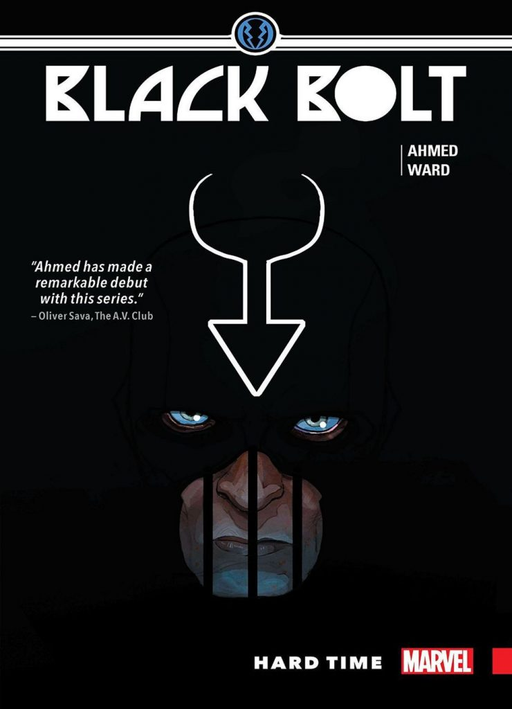 Black Bolt: Hard Time