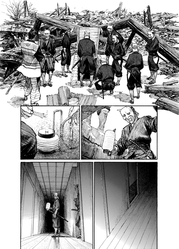 Blade of the Immortal Scarlet Swords review