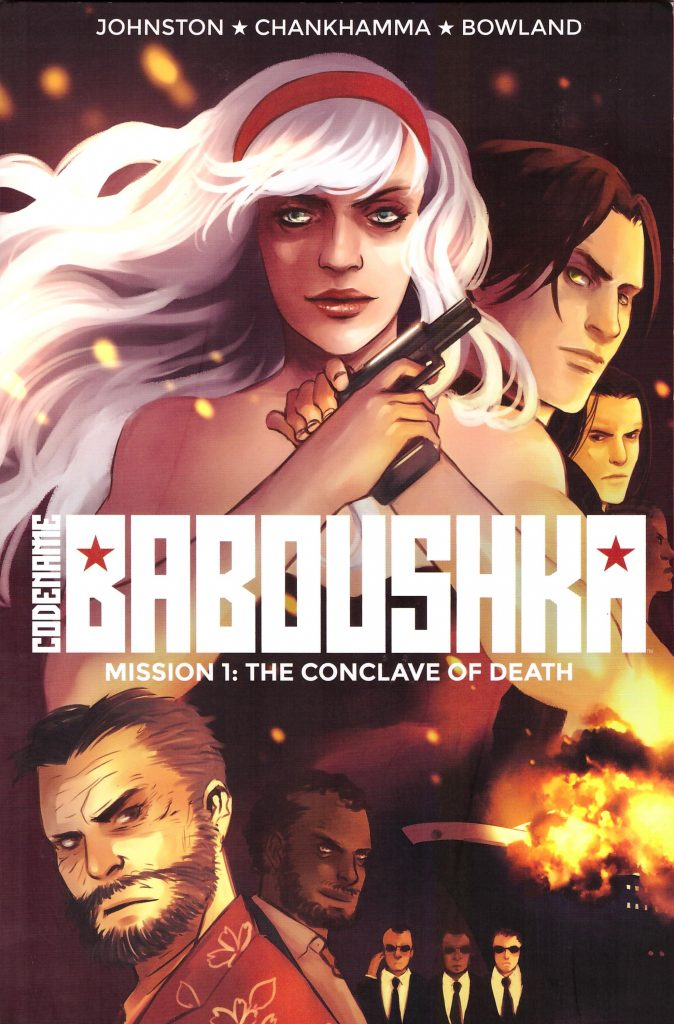 Codename Baboushka – Mission 1: The Conclave of Death