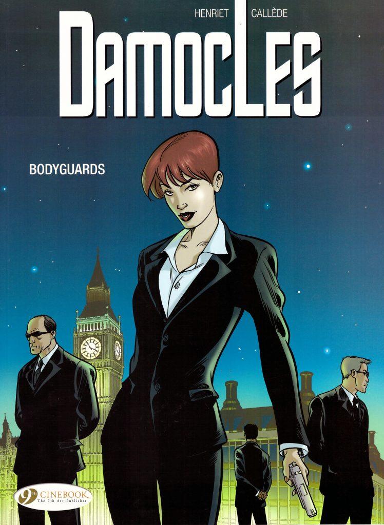 Damocles: Bodyguards