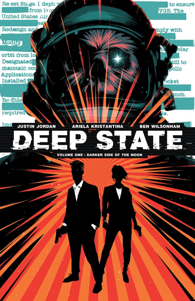 Deep State Volume One: Darker Side of the Moon
