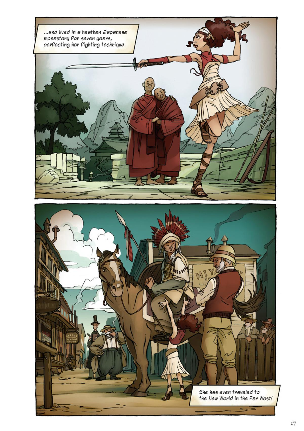 Delilah Dirk and the Turkish Lieutenant review
