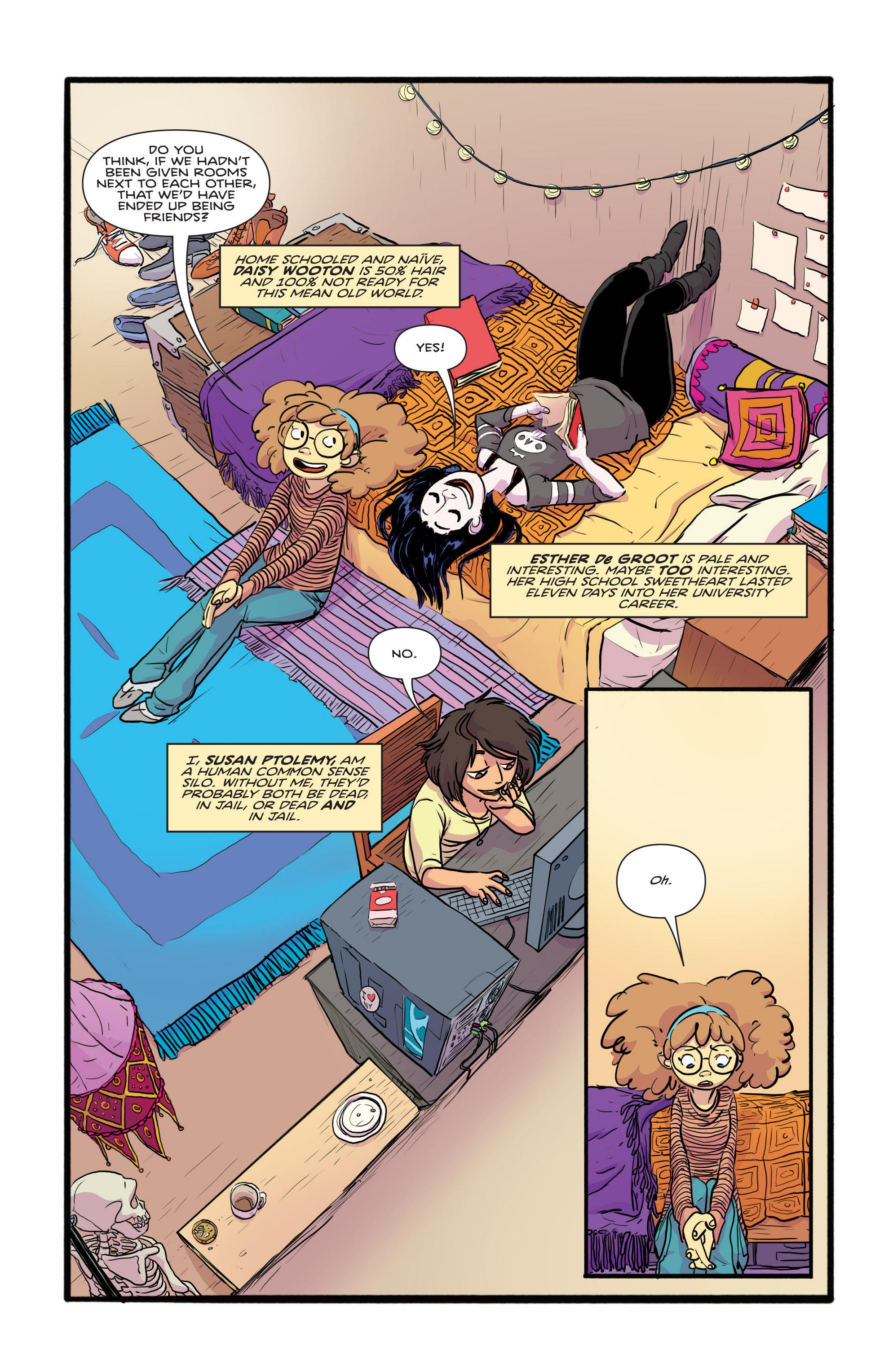 Giant Days Volume One review