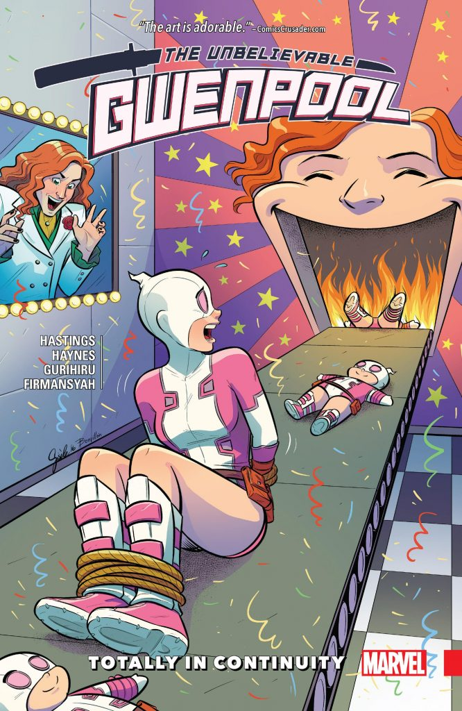 The Unbelievable Gwenpool: Totally in Continuity