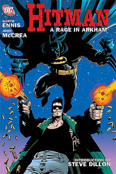 Hitman: A Rage In Arkham
