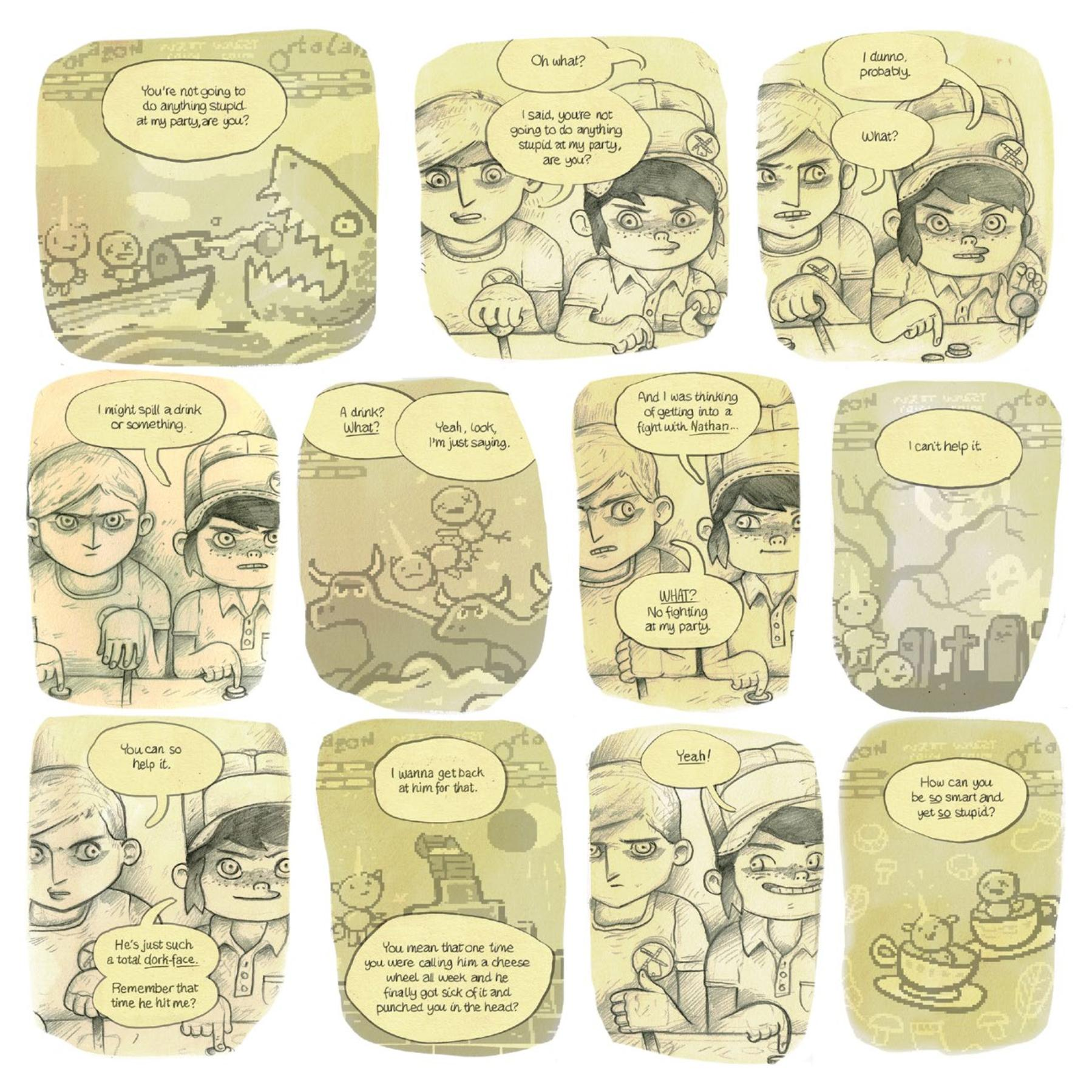 Home Time graphic novel review