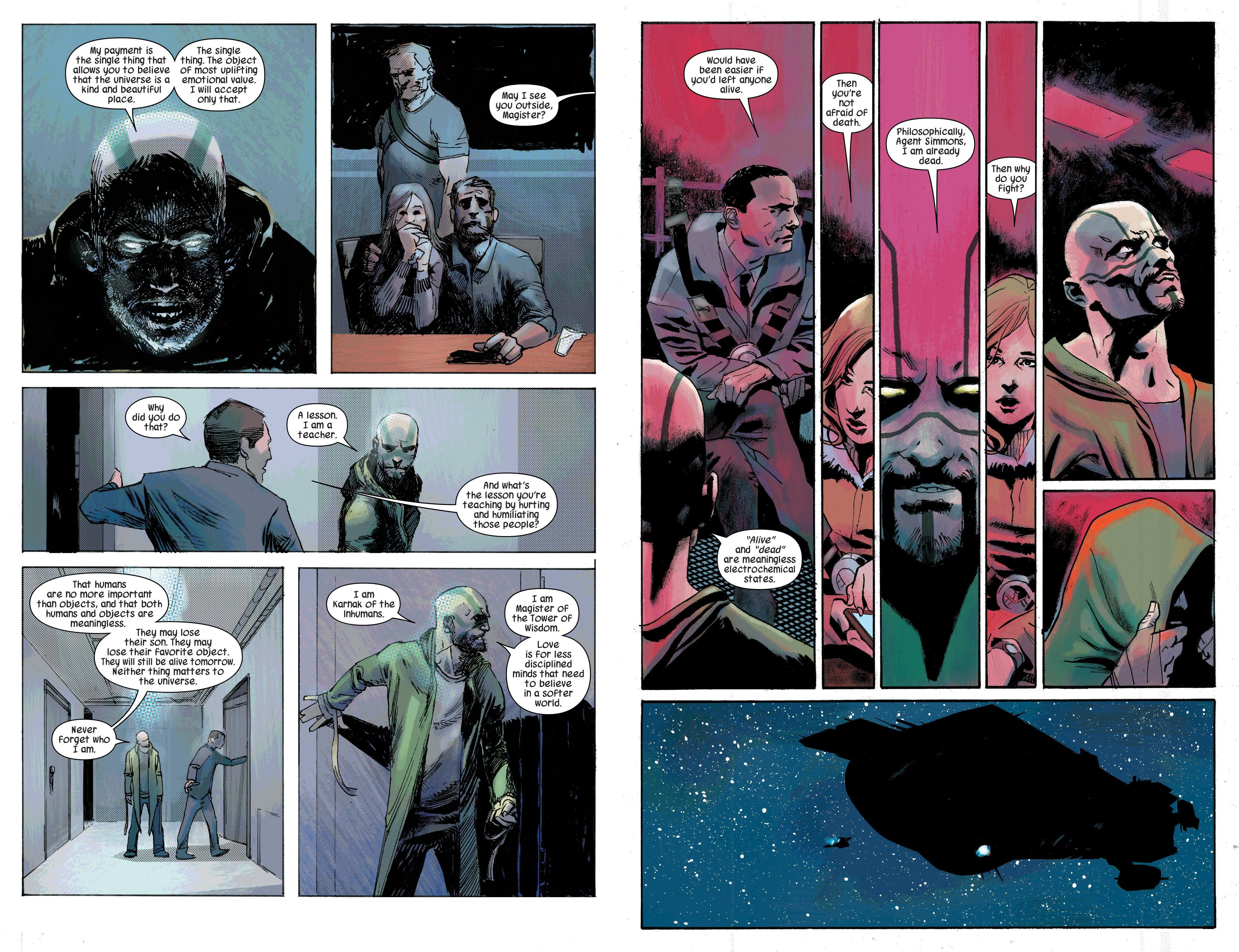 Karnak The Flaw in All Things review