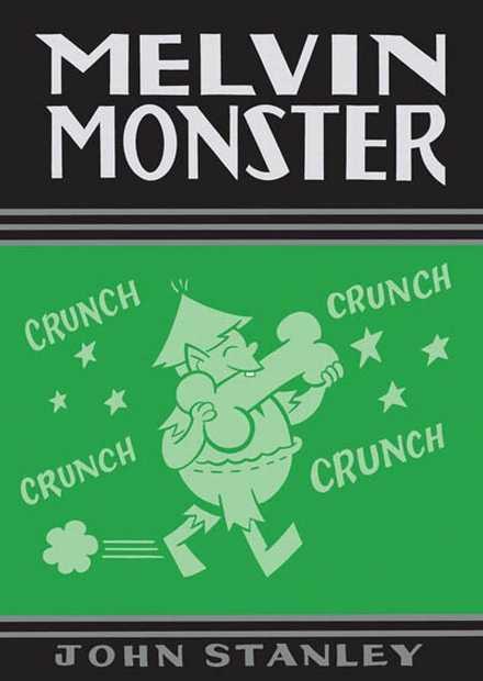 Melvin Monster Vol. 1