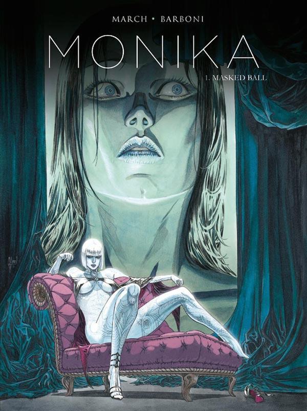 Monika: 1. Masked Ball