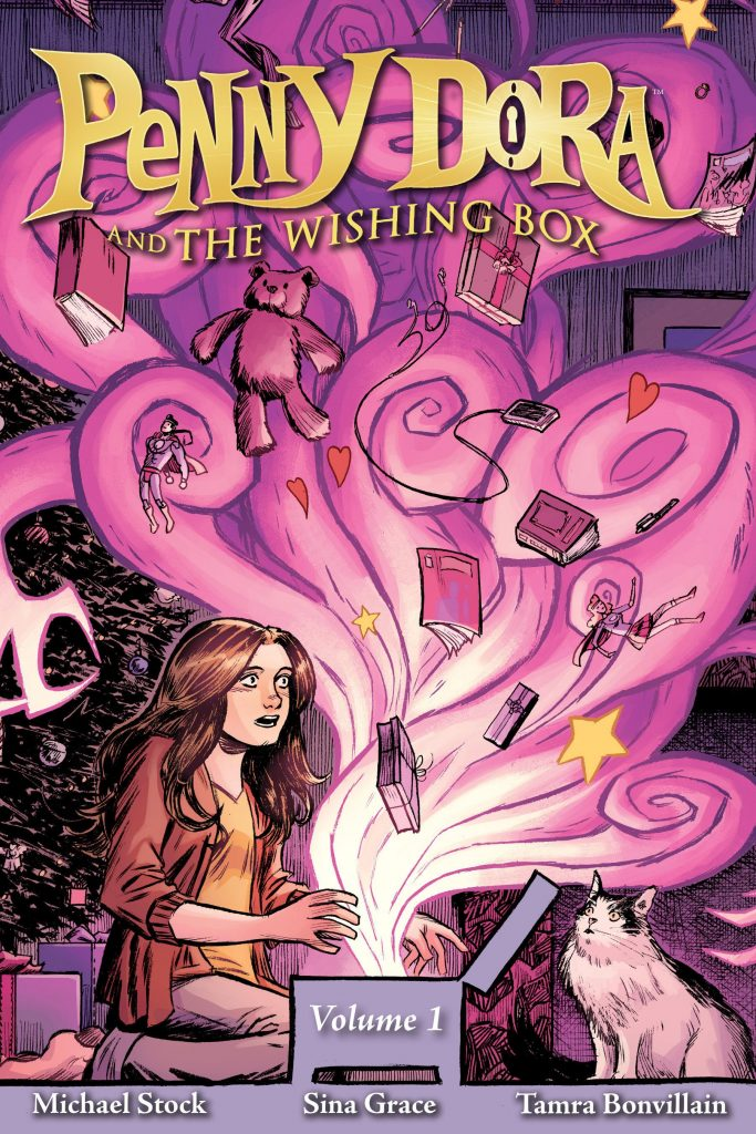 Penny Dora and the Wishing Box