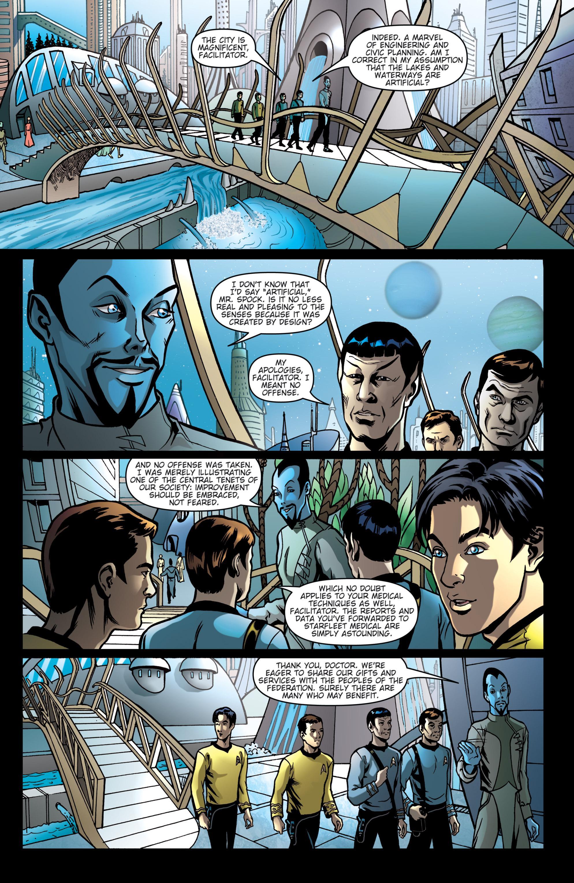 Star Trek Burden of Knowledge review