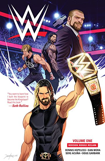 WWE Volume One: Redesign, Rebuild, Reclaim