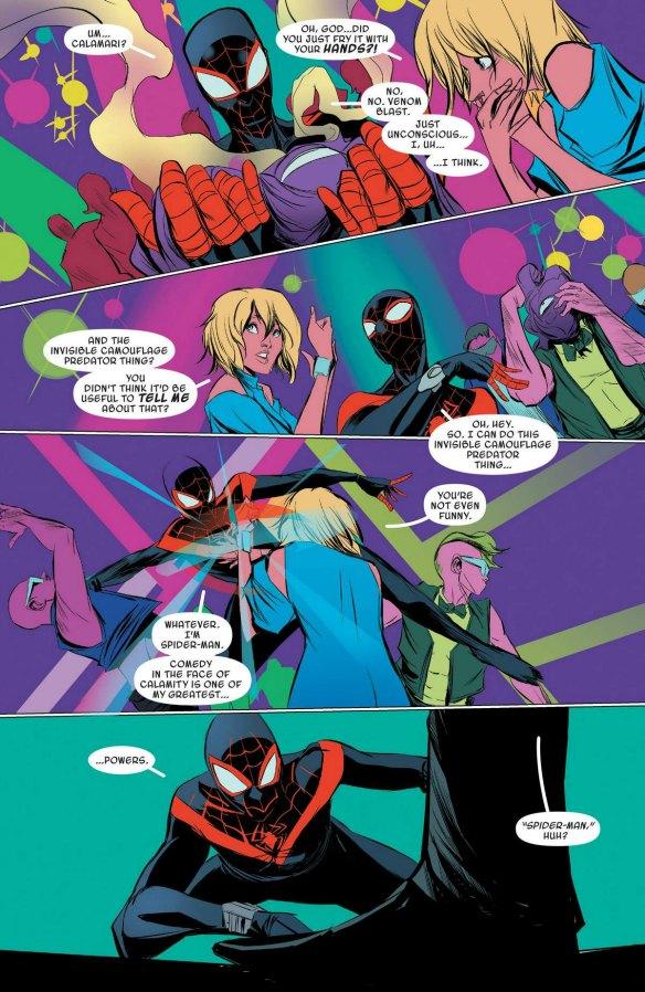 Spider-Man Spider-Gwen review